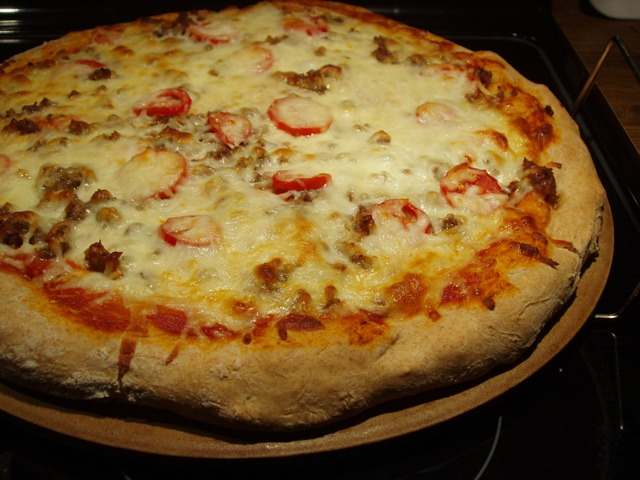 thick and chewy fast and easy pizza dough ann kroeker writing coach