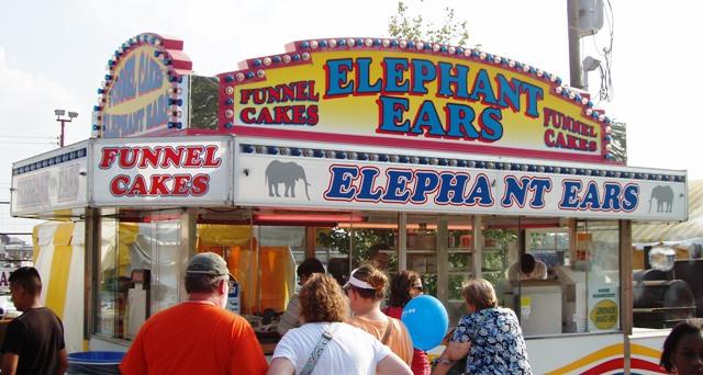elephantearstand