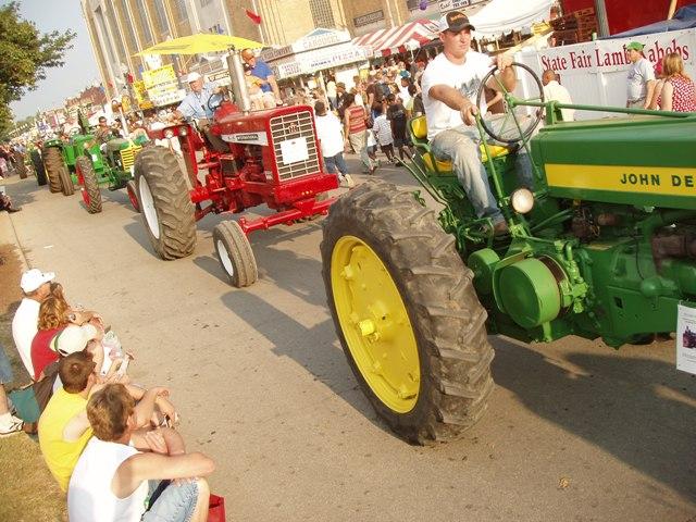 tractorparade